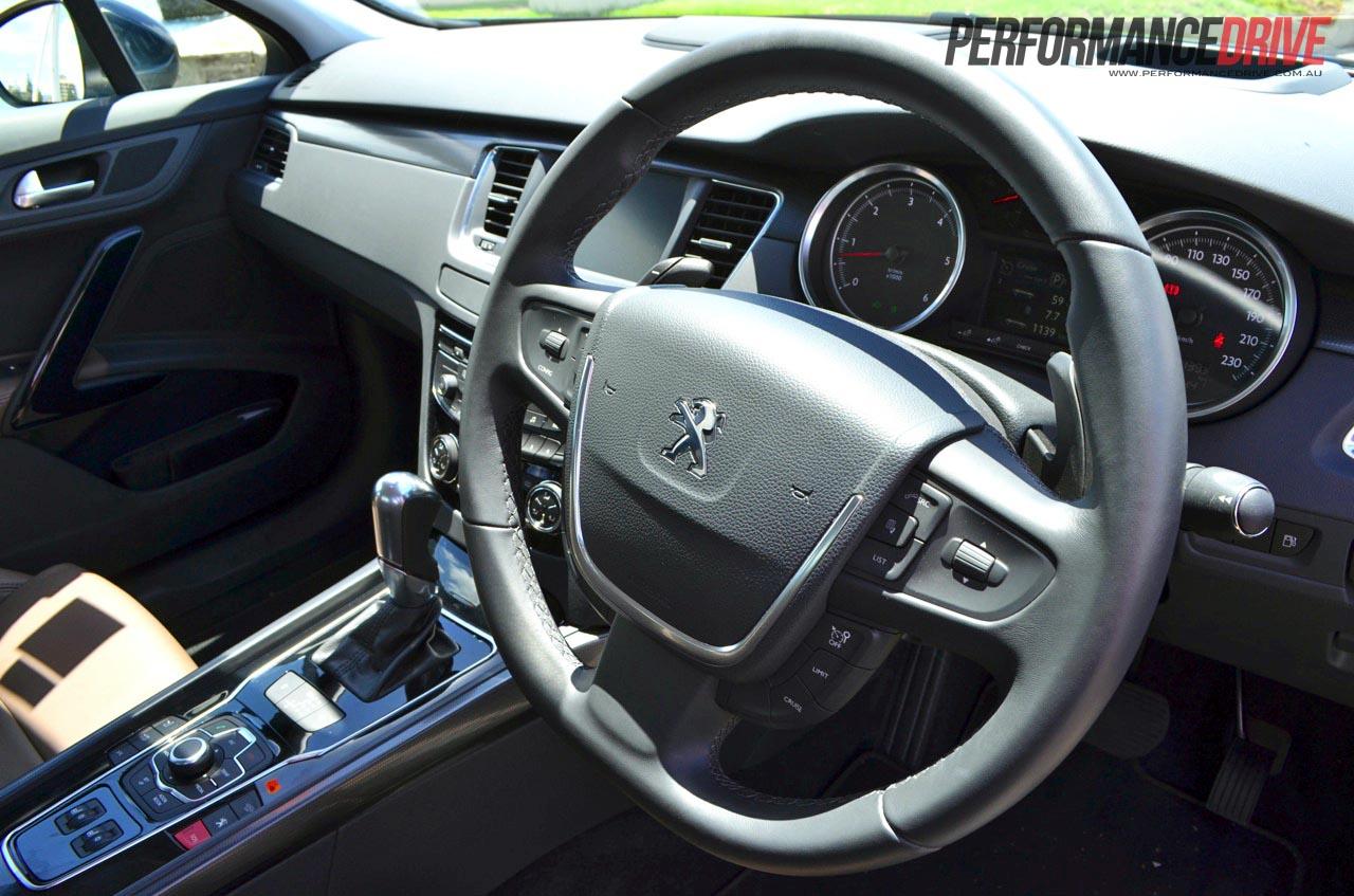 Road Side Assistance >> 2012 Peugeot 508 GT review - PerformanceDrive