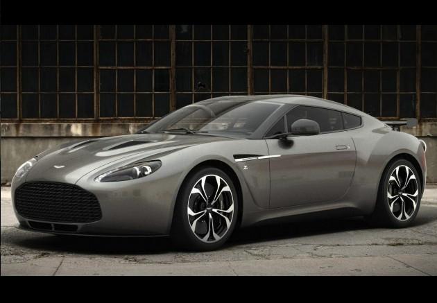 Aston Martin V Zagato Production Version Unveiled PerformanceDrive - Aston martin v12 zagato specs