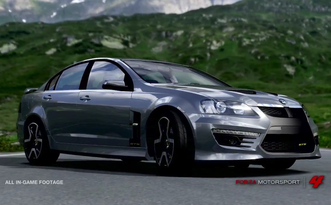 Hsv Gts In Forza Motorsport 4 February Download Pack