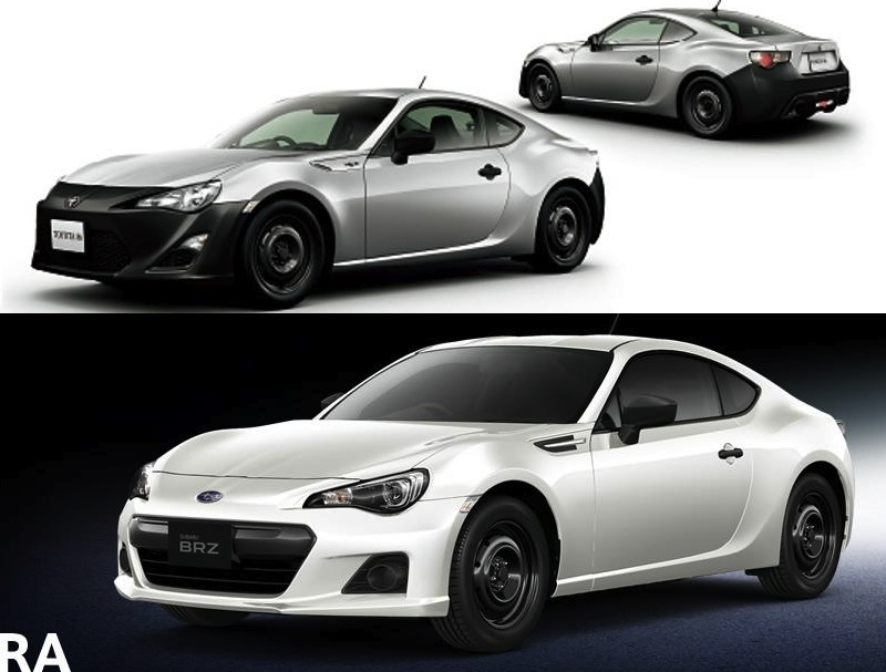 Rc Cars Australia >> Subaru BRZ RA and Toyota GT 86 RC lightweight versions revealed - PerformanceDrive