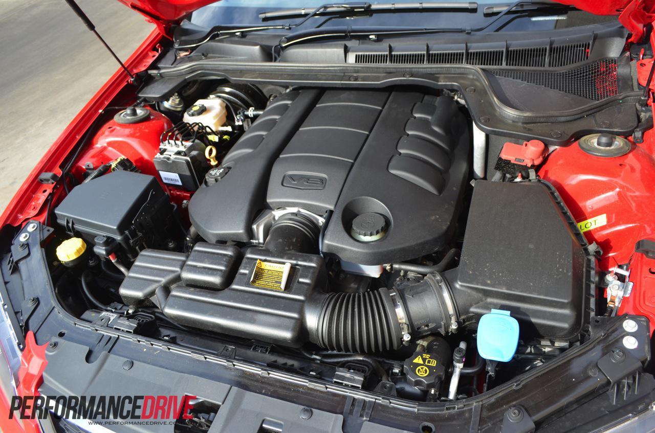 2012 Holden Commodore Ss V Redline Ve Series Ii Review