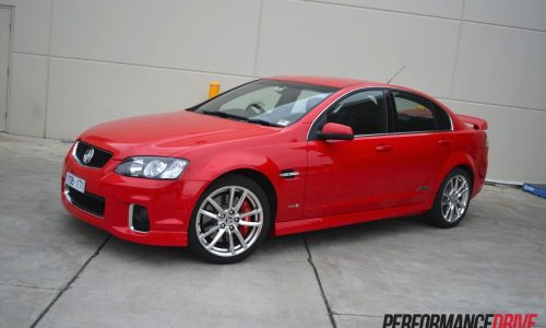 2012 Holden Commodore SS V Redline VE Series II review – quick spin