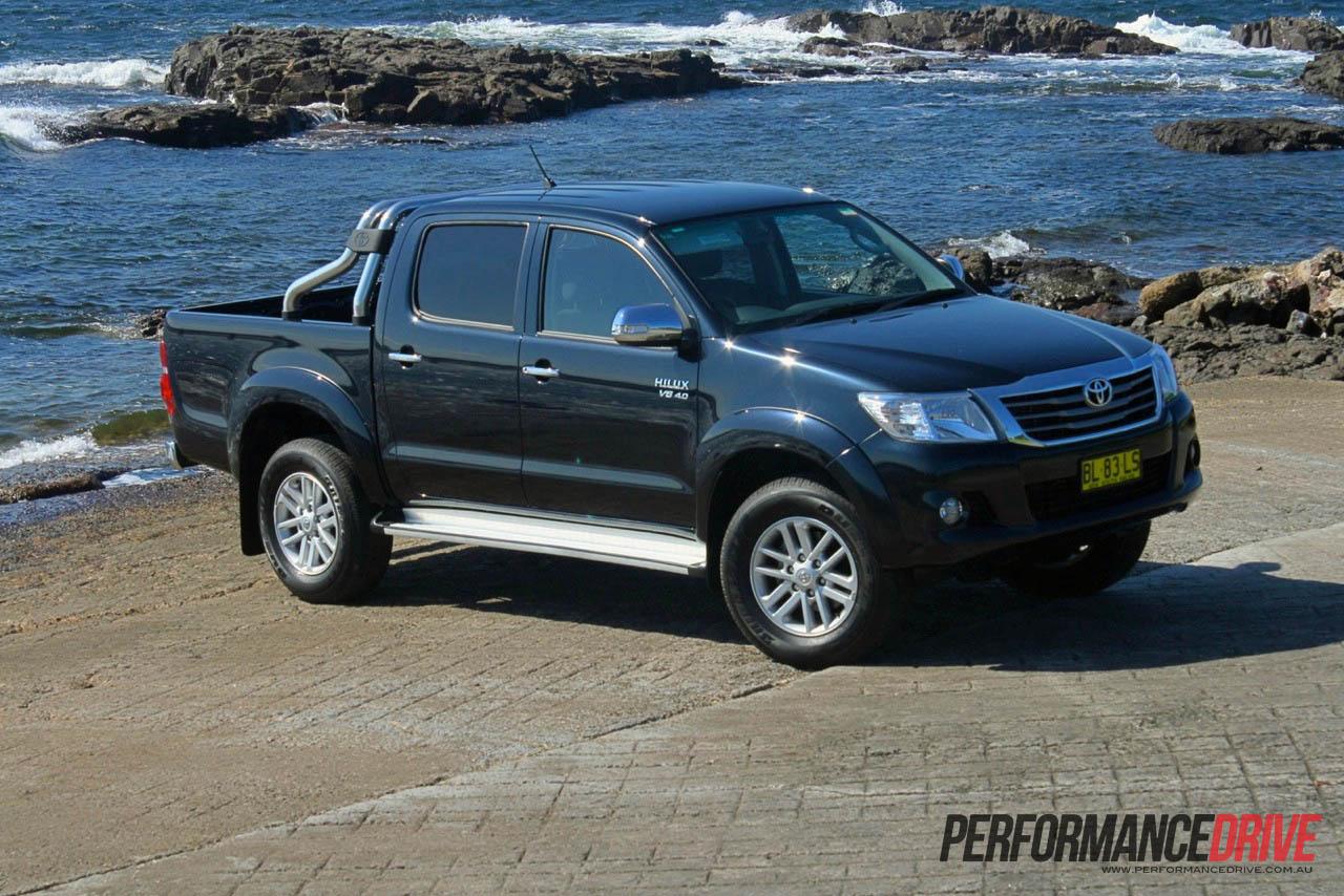Kekurangan Toyota Hilux 2012 Top Model Tahun Ini
