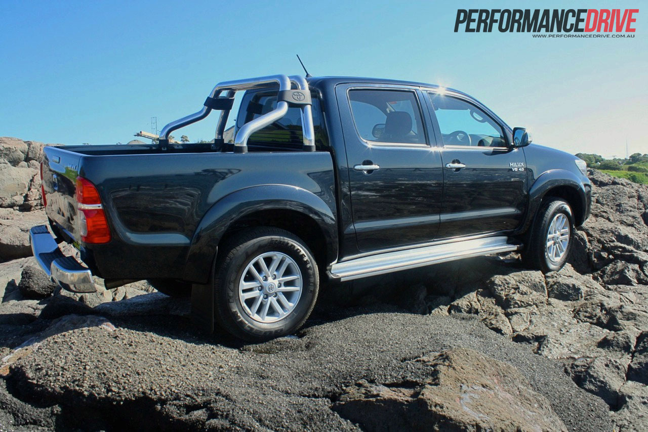 2012 Toyota Hilux Sr5 Review Performancedrive Problems Off Road 2