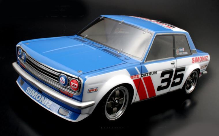 Datsun 240z For Sale >> For Sale: BRE Datsun 510 1:12 scale remote control car - PerformanceDrive