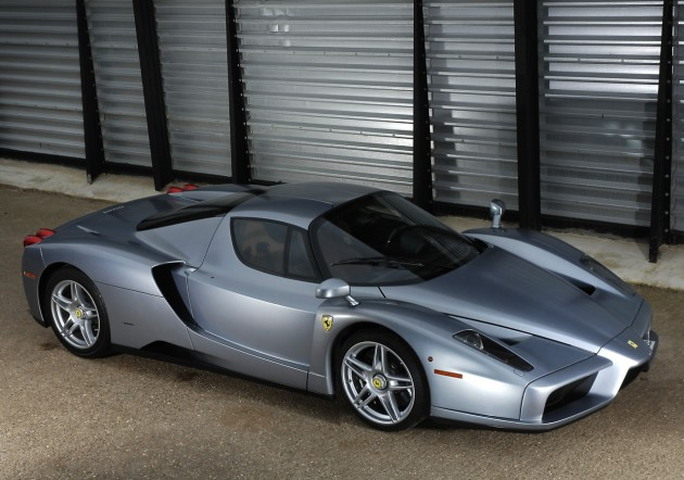 Ferrari F70 Enzo Successor To Be Revealed Late 2012 Performancedrive