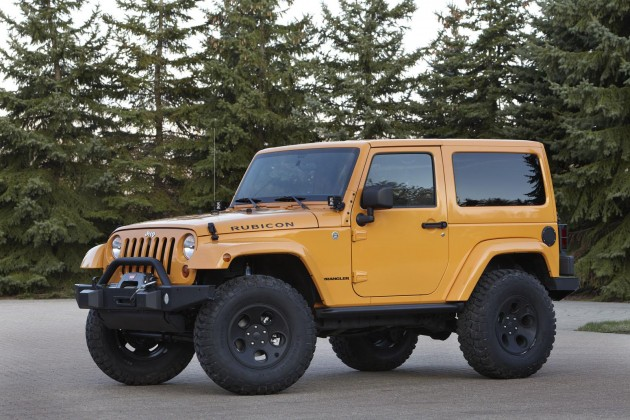 Aev Dualsport Rs 3 5 Inch Suspension Lift >> 2012 Moab Easter Jeep Safari concepts revealed - PerformanceDrive