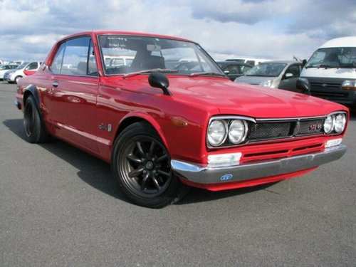 For Sale 1972 Nissan Skyline Hakosuka 2000gt Coupe In Australia