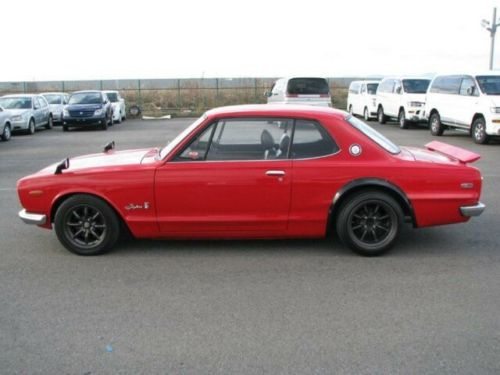 For Sale: 1972 Nissan Skyline Hakosuka 2000GT coupe in ...