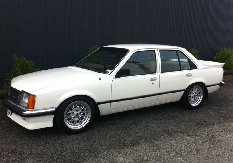 For sale: 1980 Holden VC Commodore restored with 500hp LS3 ...