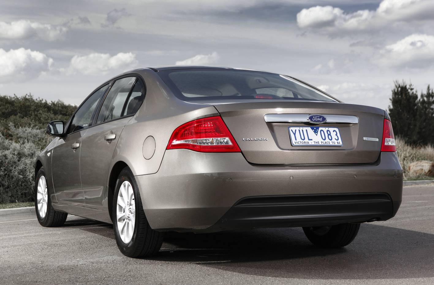 2.3 L Ecoboost Engine >> 2012 Ford Falcon EcoBoost FG MkII now on sale ...