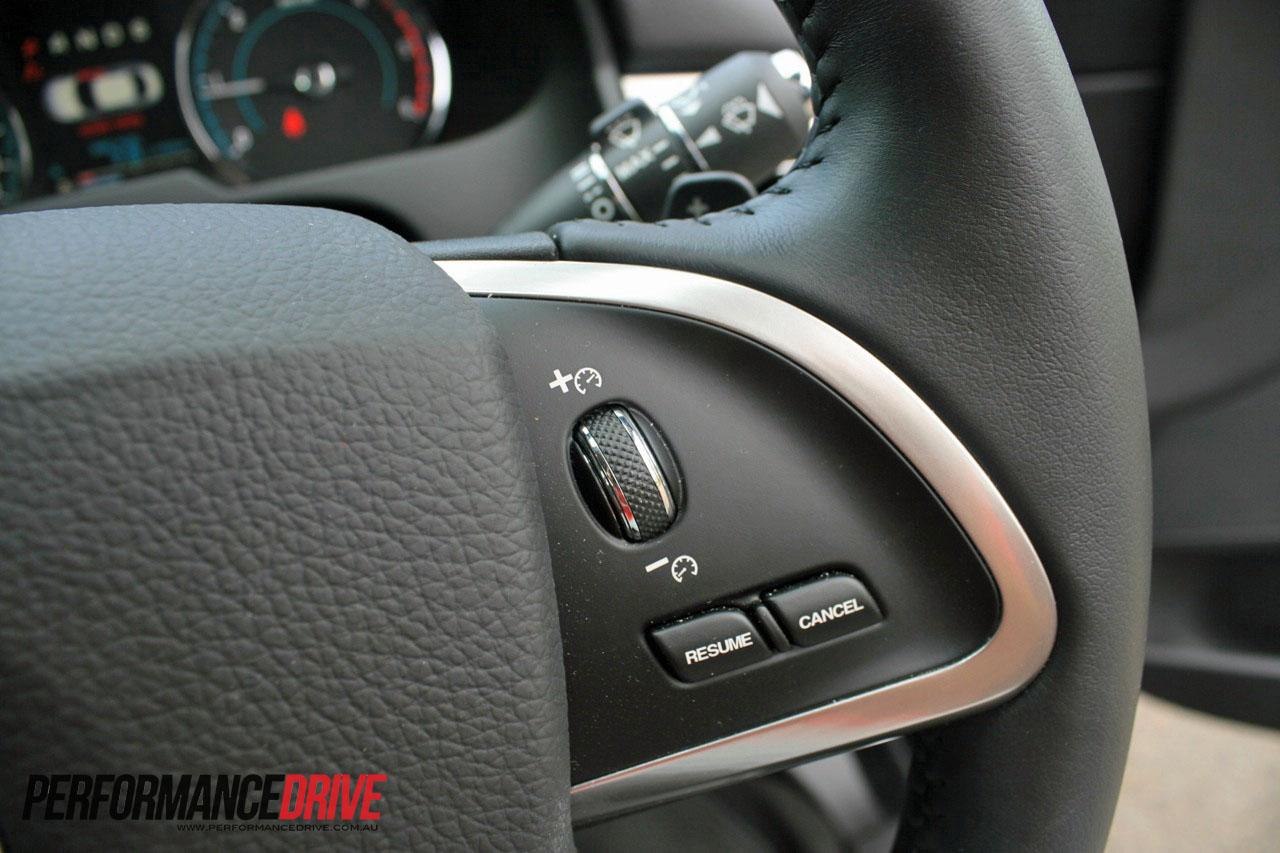 2012 Jaguar XF 2.2D cruise control