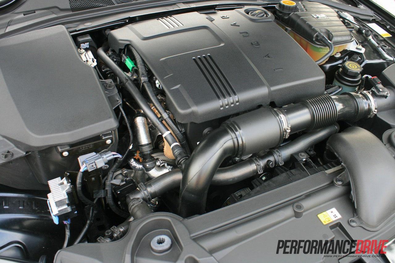2012 Jaguar Xf 2 2d Review Performancedrive