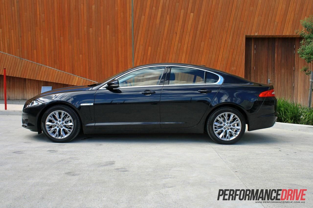 2012 Jaguar Xf 22d Review Performancedrive Engine Diagram Side