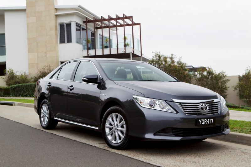 2012 Toyota Corolla For Sale >> 2012 Toyota Aurion launched - PerformanceDrive
