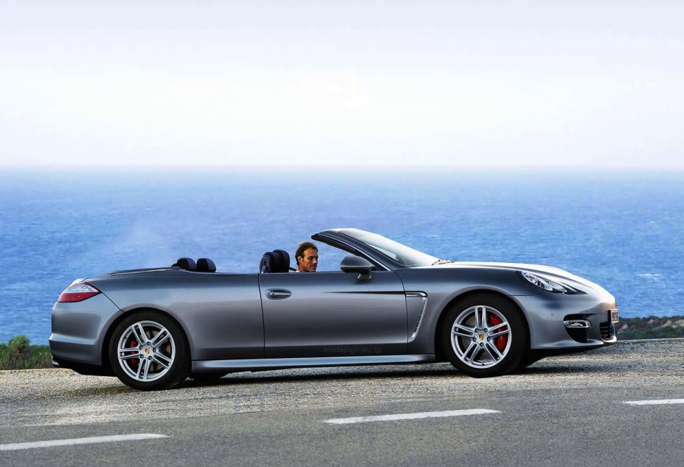 Porsche Panamera Cabriolet And Cayenne Coupe In Future
