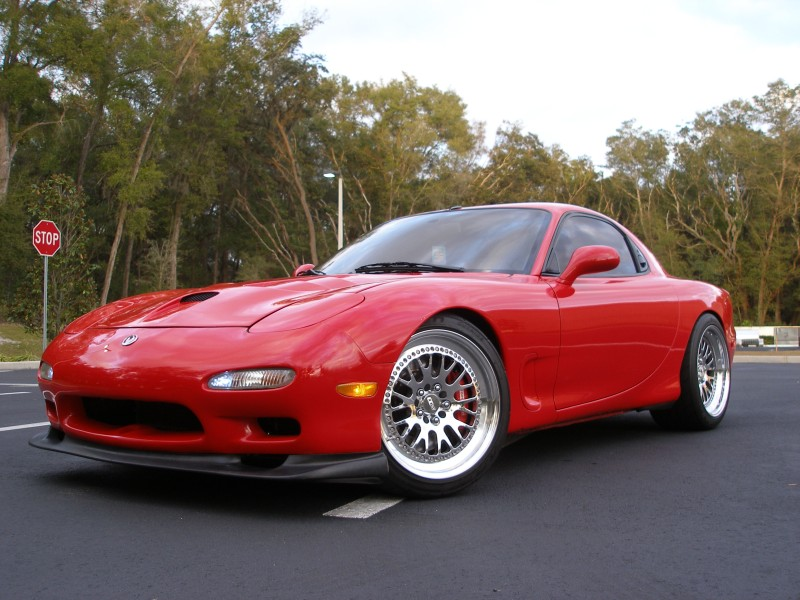 For Sale: 1993 Mazda RX-7 with V8 Chevrolet LS1 conversion - PerformanceDrive