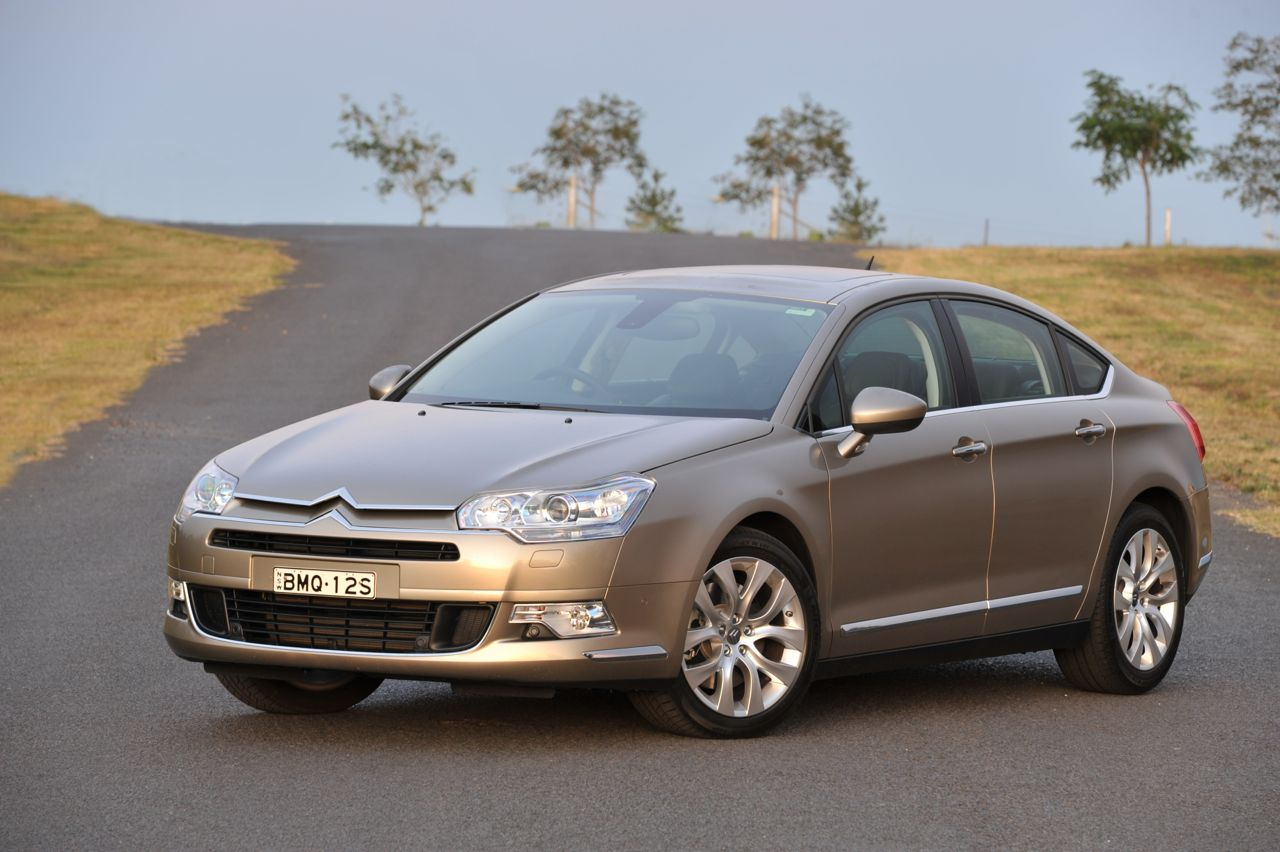 2012 Citroen C5 Receives 3000 Price Cut Performancedrive