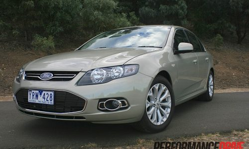 2012 Ford Falcon G6 EcoBoost review (video)