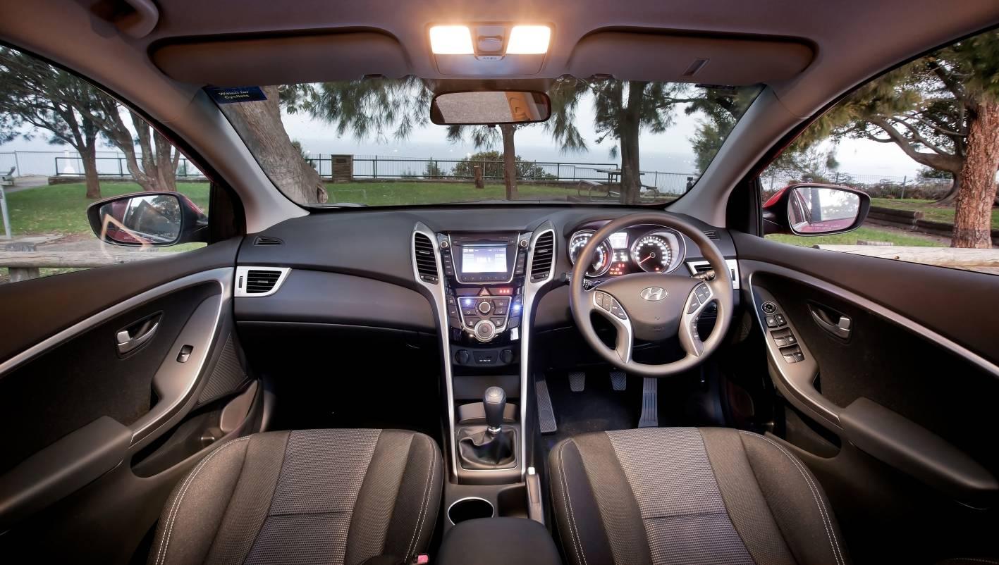 2012 Hyundai I30 Active Interior