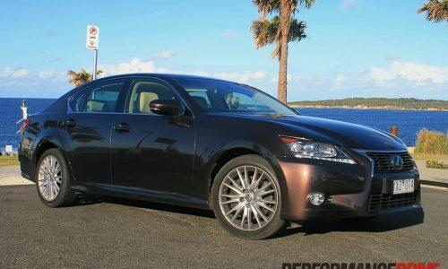 2012 Lexus GS 350 Sports Luxury review