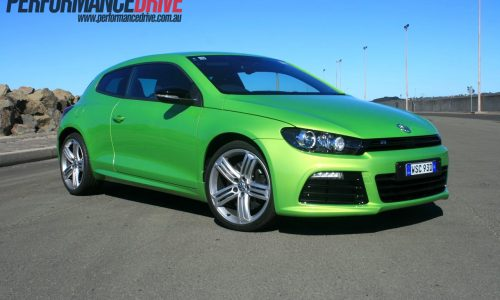 2012 Volkswagen Scirocco R review (video)
