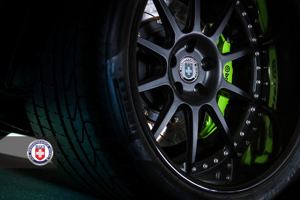 HRE Wheels Nissan GT-R with widebody kit and 942hp ...