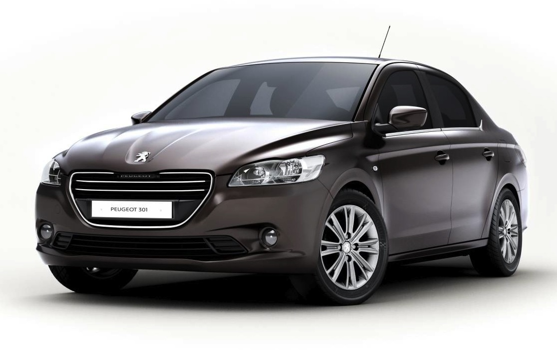 Peugeot 301 Sedan Revealed With New Naming Structure
