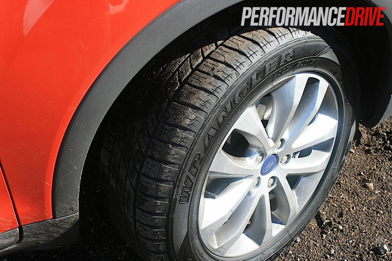 Ford Kuga Trend Tyre