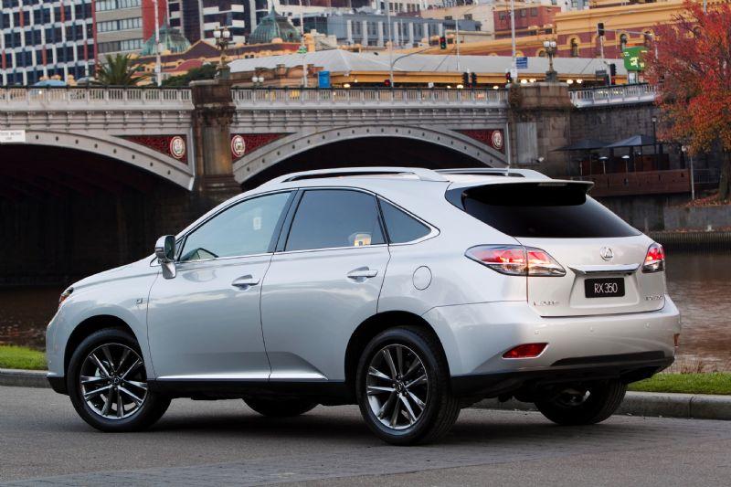 Lexus Is 350 >> 2012 Lexus RX 270, 350, 450h now on sale in Australia - PerformanceDrive