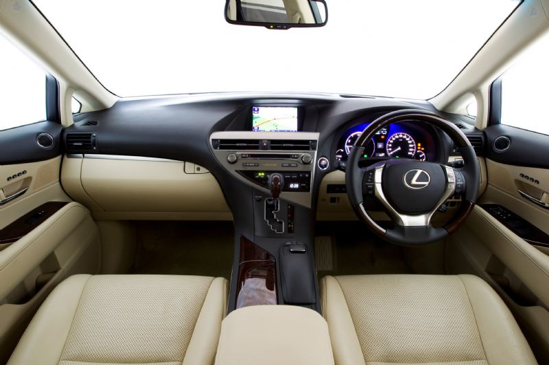 2012 Lexus RX 270 350 450h Now On Sale In Australia