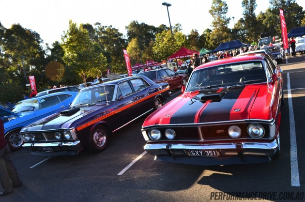 Classic Car Clubs Nsw