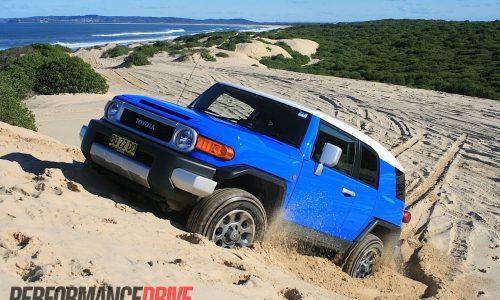 2012 Toyota FJ Cruiser review