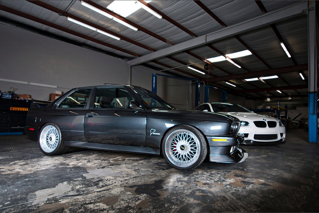 For Sale: E30 BMW M3 with an S38 3 8L stroker M5 engine