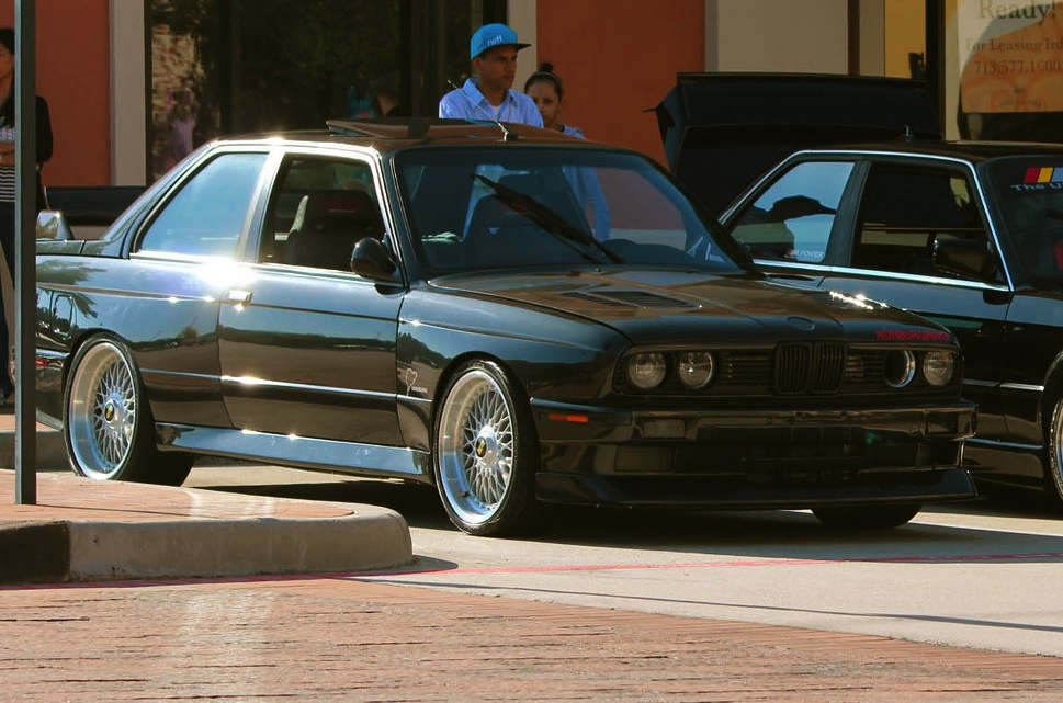 For Sale E30 Bmw M3 With An S38 3 8l Stroker M5 Engine