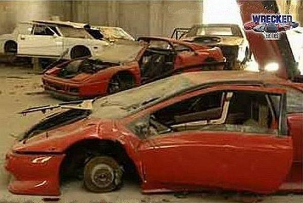 Military Vehicles For Sale >> Exotic car collection owned by Saddam Hussein's son - PerformanceDrive