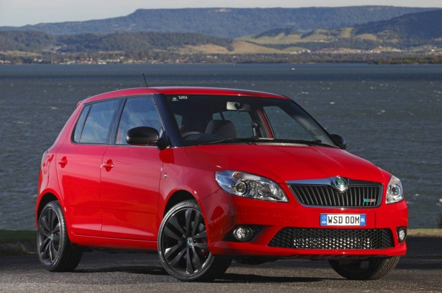 skoda fabia rs now on sale in australia from $27,990 - performancedrive