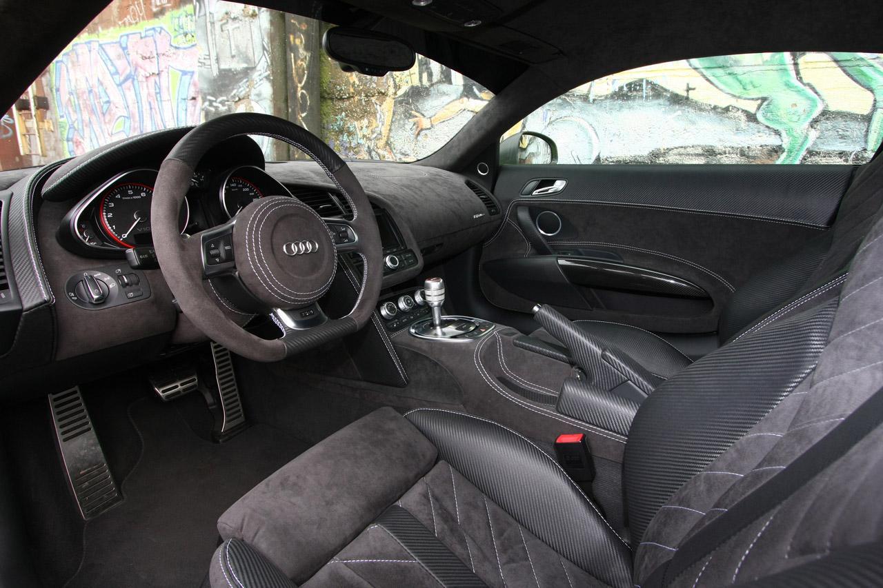 Xxx Performance Audi R8 V10 Slammed Performancedrive