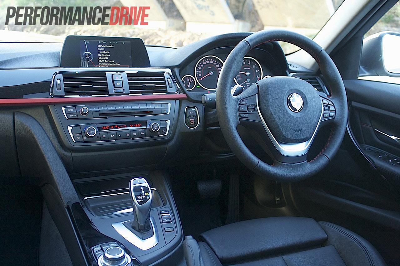2012 Bmw 320i Sport Line Interior