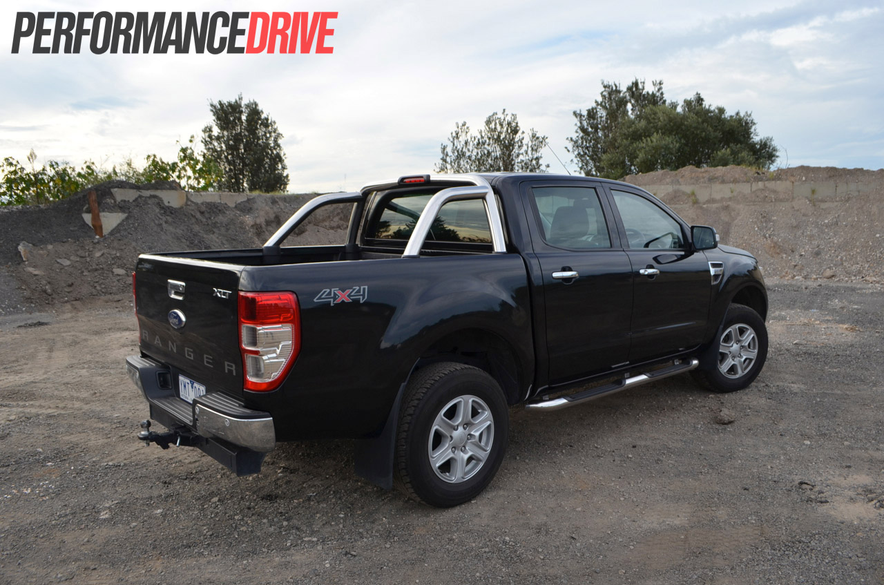2012 Ford Ranger XLT Double Cab review - PerformanceDrive