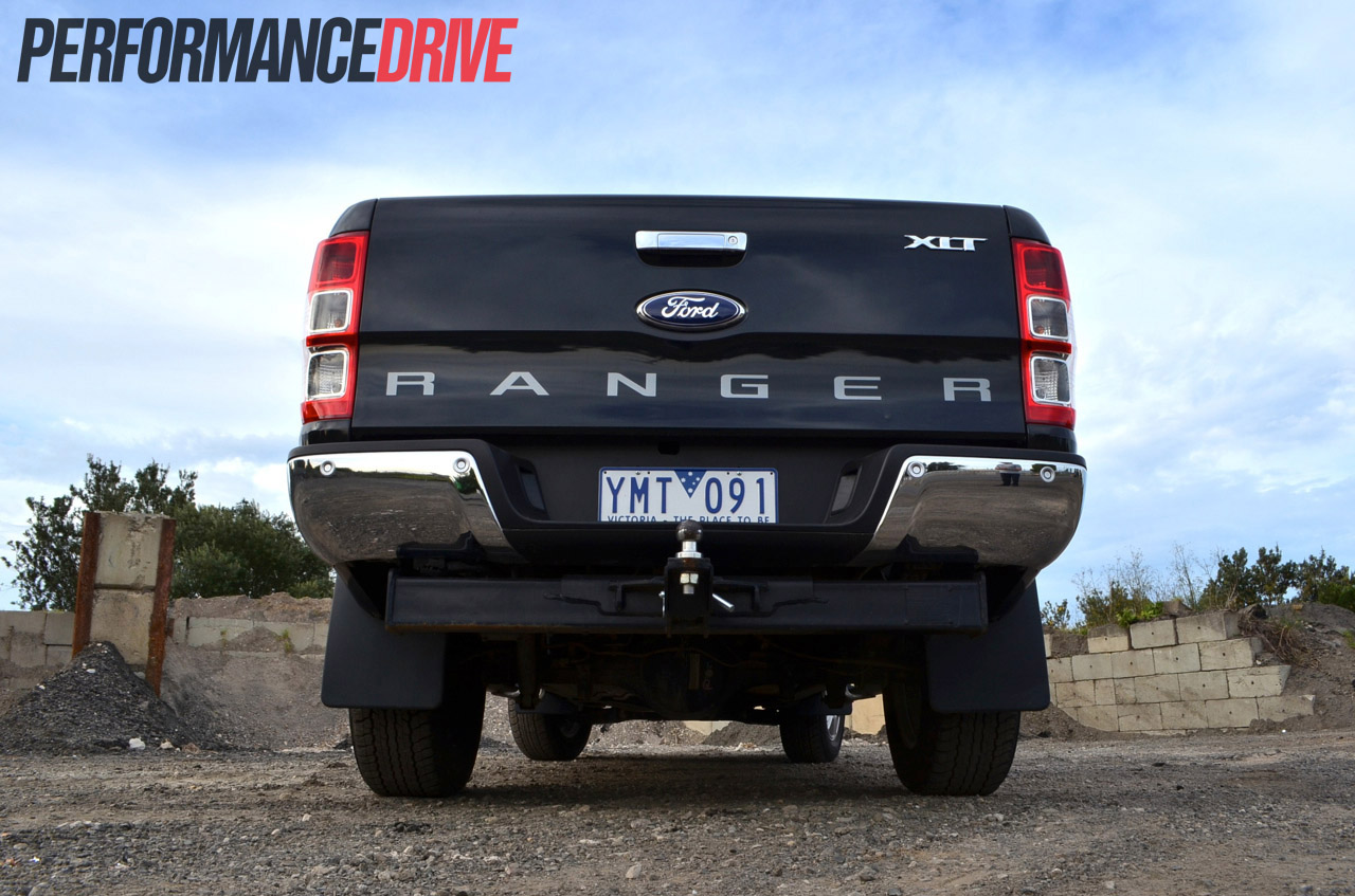 2012 Ford Ranger Xlt Double Cab Review Performancedrive