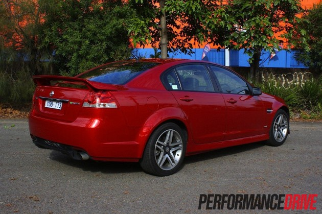 2012 Holden Commodore SV6 Series II review - PerformanceDrive