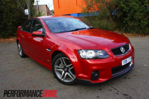2012 Holden Commodore Sv6 Series Ii Review Performancedrive