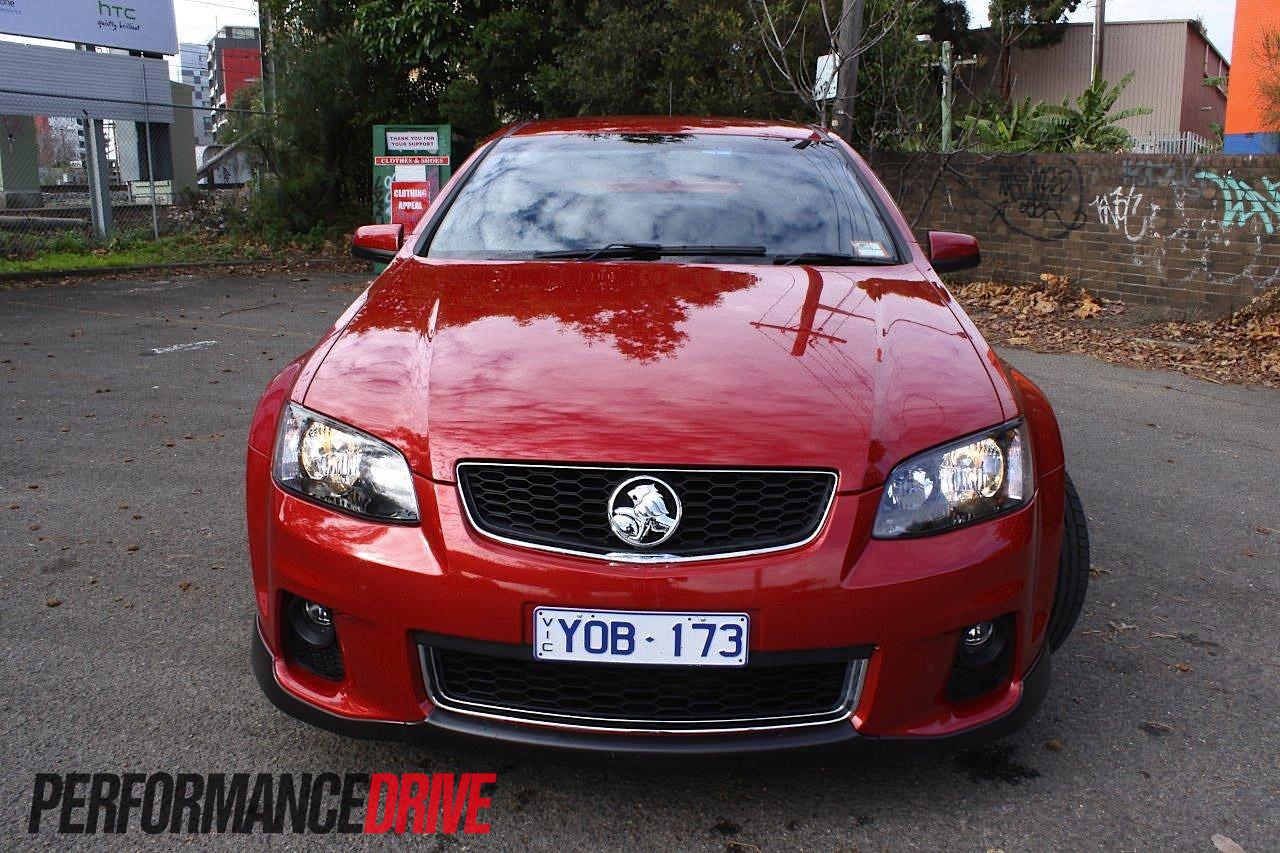 d4cb76ca5d 2012 Holden Commodore SV6 Series II review - PerformanceDrive