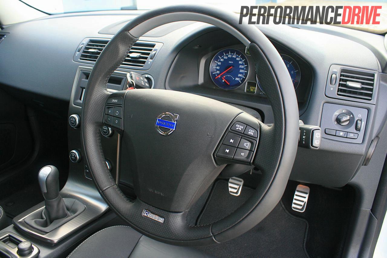 2012 Volvo C30 T5 Polestar Review Performancedrive