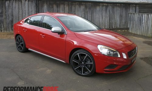 2012 Volvo S60 Polestar limited edition review (video)