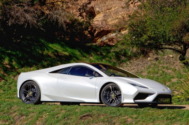 Lotus Has Much More Realistic Plans Esprit Still On The Cards