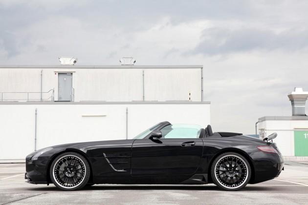 Fotos de Mercedes Vath AMG Clase SLS Roadster 2012