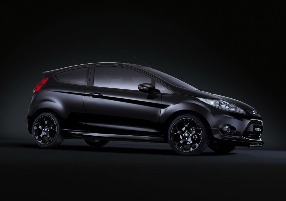 Ford Fiesta Metal Limited Edition On Sale In Australia