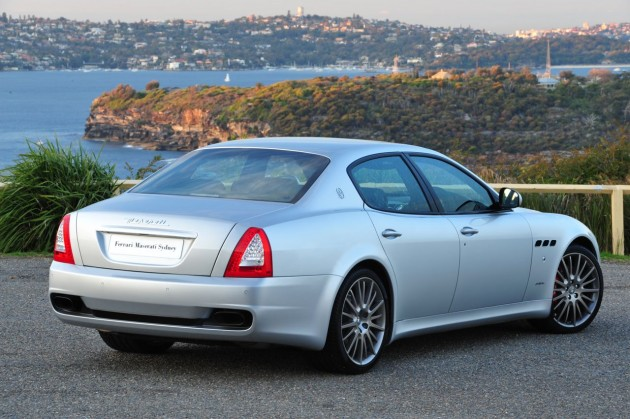 2012 maserati quattroporte gt s update gets power boost